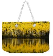Golden Lake Weekender Tote Bag