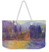 Golden Lake Gregory Weekender Tote Bag