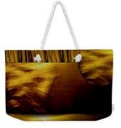Golden Landscape Weekender Tote Bag