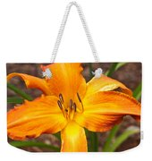 Golden Lilly 2 Weekender Tote Bag