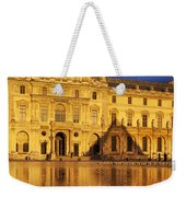 Golden Louvre - Paris Weekender Tote Bag