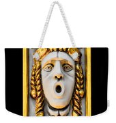 Golden Mask II Weekender Tote Bag