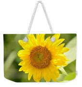 Golden Moment - Sunflower Weekender Tote Bag