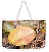 Golden Mushroom Weekender Tote Bag
