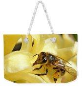 Golden Nectar  Weekender Tote Bag