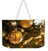 Golden Ornaments Weekender Tote Bag