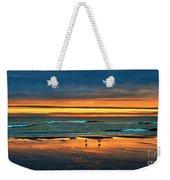 Golden Pacific Weekender Tote Bag by Robert Bales