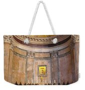 Golden Pantheon Altar Weekender Tote Bag