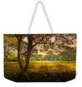 Golden Pastures Weekender Tote Bag