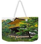 Golden Pavilion - Kyoto Weekender Tote Bag