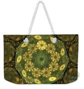 Golden Pebbles Weekender Tote Bag