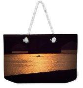 Golden Potomac Weekender Tote Bag