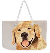 Golden Retriever Weekender Tote Bag