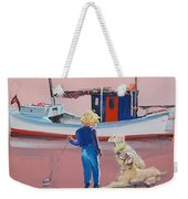 Golden Retrievers Weekender Tote Bag