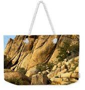 Golden Rocks Of Hidden Valley Weekender Tote Bag