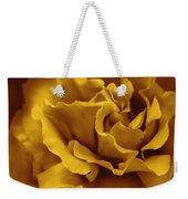 Golden Yellow Roses Weekender Tote Bag