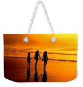 Golden Sands  Weekender Tote Bag