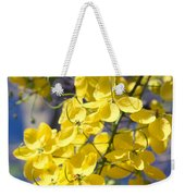 Golden Shower Tree - Cassia Fistula - Kula Maui Hawaii Weekender Tote Bag