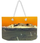 Golden Sky Weekender Tote Bag
