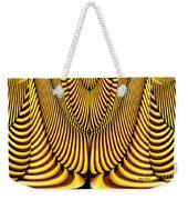 Golden Slings Weekender Tote Bag