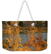 Golden Spot Weekender Tote Bag