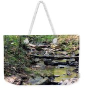 Golden Spring Waters Of Hurricane Branch Weekender Tote Bag