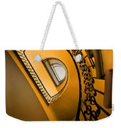 Golden Staircase Weekender Tote Bag