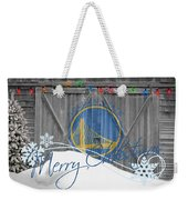 Golden State Warriors Weekender Tote Bag