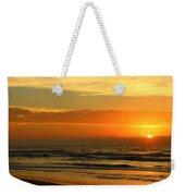 Golden Sun Up Weekender Tote Bag