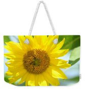 Golden Sunflower - 2013 Weekender Tote Bag