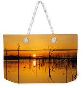 Golden Sunrise IIi Weekender Tote Bag