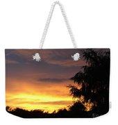 Golden Sunset 3 Weekender Tote Bag