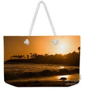 Golden Sunset At Laguna Weekender Tote Bag