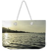 Golden Sunset In Italy Weekender Tote Bag