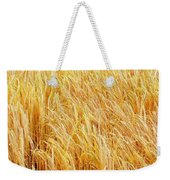 Golden Sunset Weekender Tote Bag