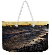 Golden Superior Shore Weekender Tote Bag