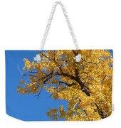 Golden Tree Weekender Tote Bag