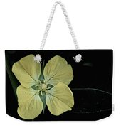 Golden Wild Beauty Weekender Tote Bag