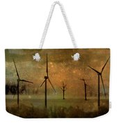 The Golden Winds Blew The Stars Weekender Tote Bag