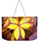 Goldie's Iris Weekender Tote Bag