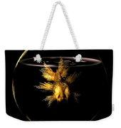 Golden Fish Weekender Tote Bag