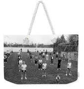 Golf Lessons For Women Weekender Tote Bag