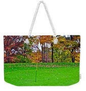 Golf My Way Weekender Tote Bag by Frozen in Time Fine Art Photography