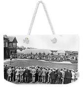 Golf Play At St. Andrews. Weekender Tote Bag