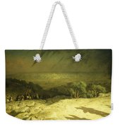 Golgotha Weekender Tote Bag by Jean Leon Gerome
