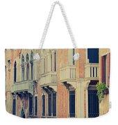 Gondola In Venice  Weekender Tote Bag