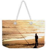 Gone Fishin' Instead Of Just A-wishin' Weekender Tote Bag