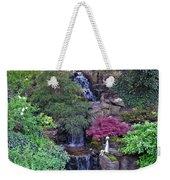 Gone Fishing. Keukenhof Gardens. Holland Weekender Tote Bag