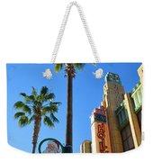 Gone Hollywood Christmas Weekender Tote Bag