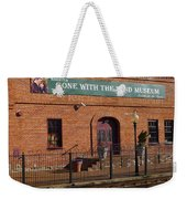 Gone With The Wind Museum Weekender Tote Bag